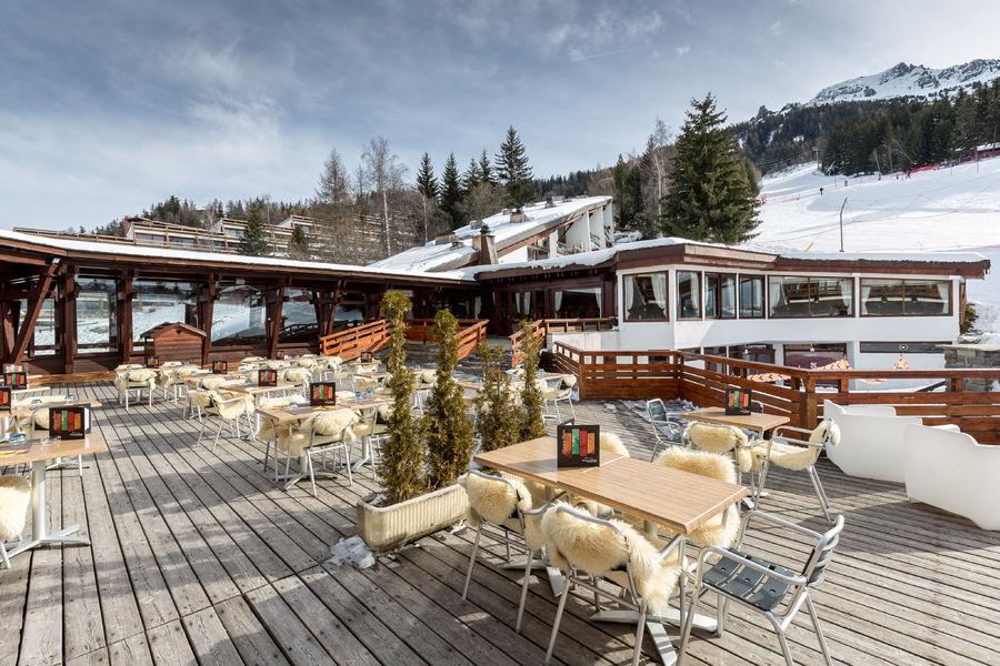 terrasse Belambra HOTEL  Cachette