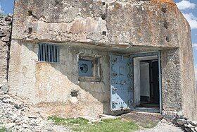 Visite du Fort des Gondrans (E)