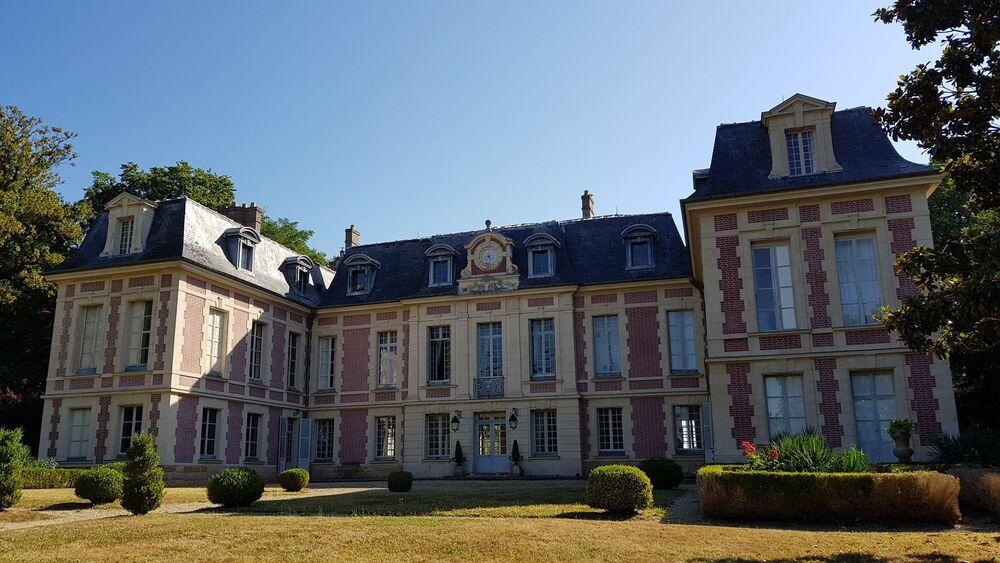 Château de Villiers-le-Bâcle