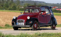 Rallye dans la vallée de la Volane - Issarlès