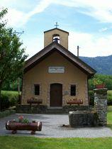 Chapelle Notre Dame de la Salette, Saint-Alban-d'Hurtières