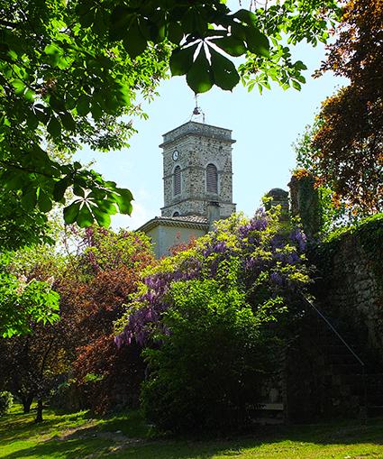 Rendez-vous futés ! : Journées Européennes du Patrimoine : Carrière, travail et usage de la pierre : Visite du village médiéval