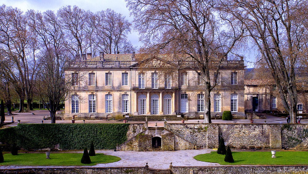 Visite guidée du Château de Sauvan - Mane