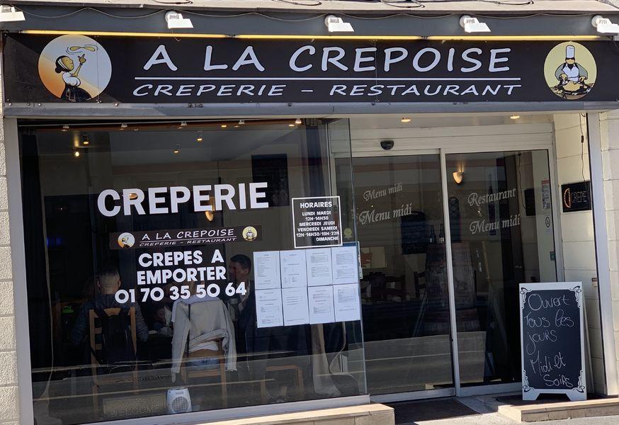 A la Crêpoise