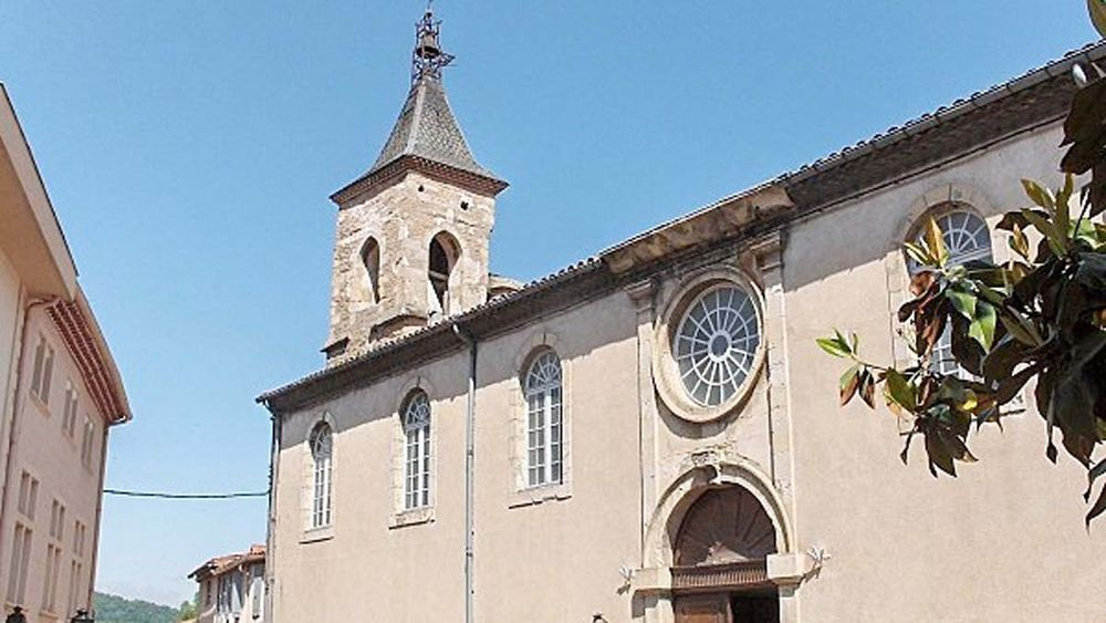 Temple St Jacques