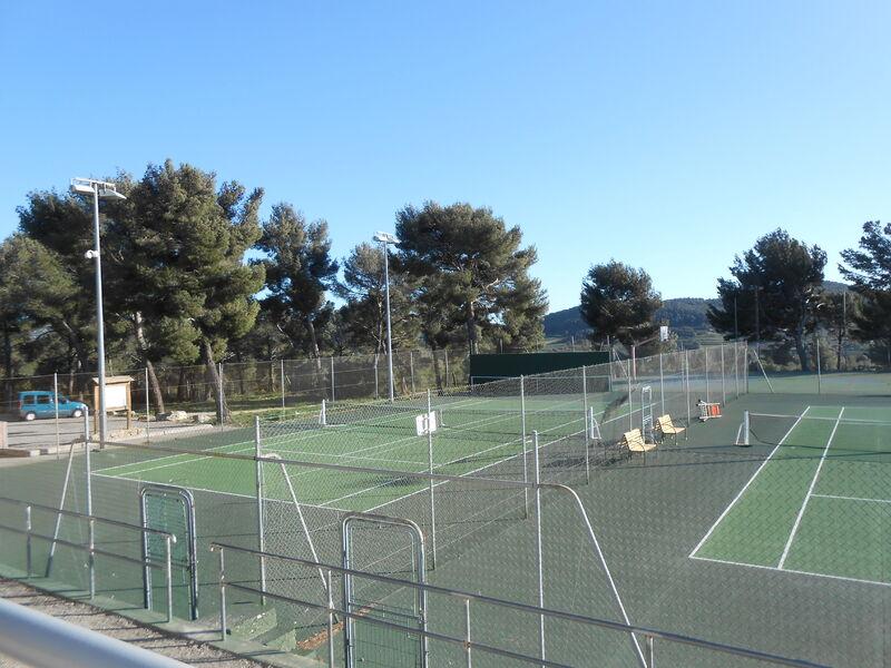 Tennis Club Cadière - Tennis - Corinne Bonifay
