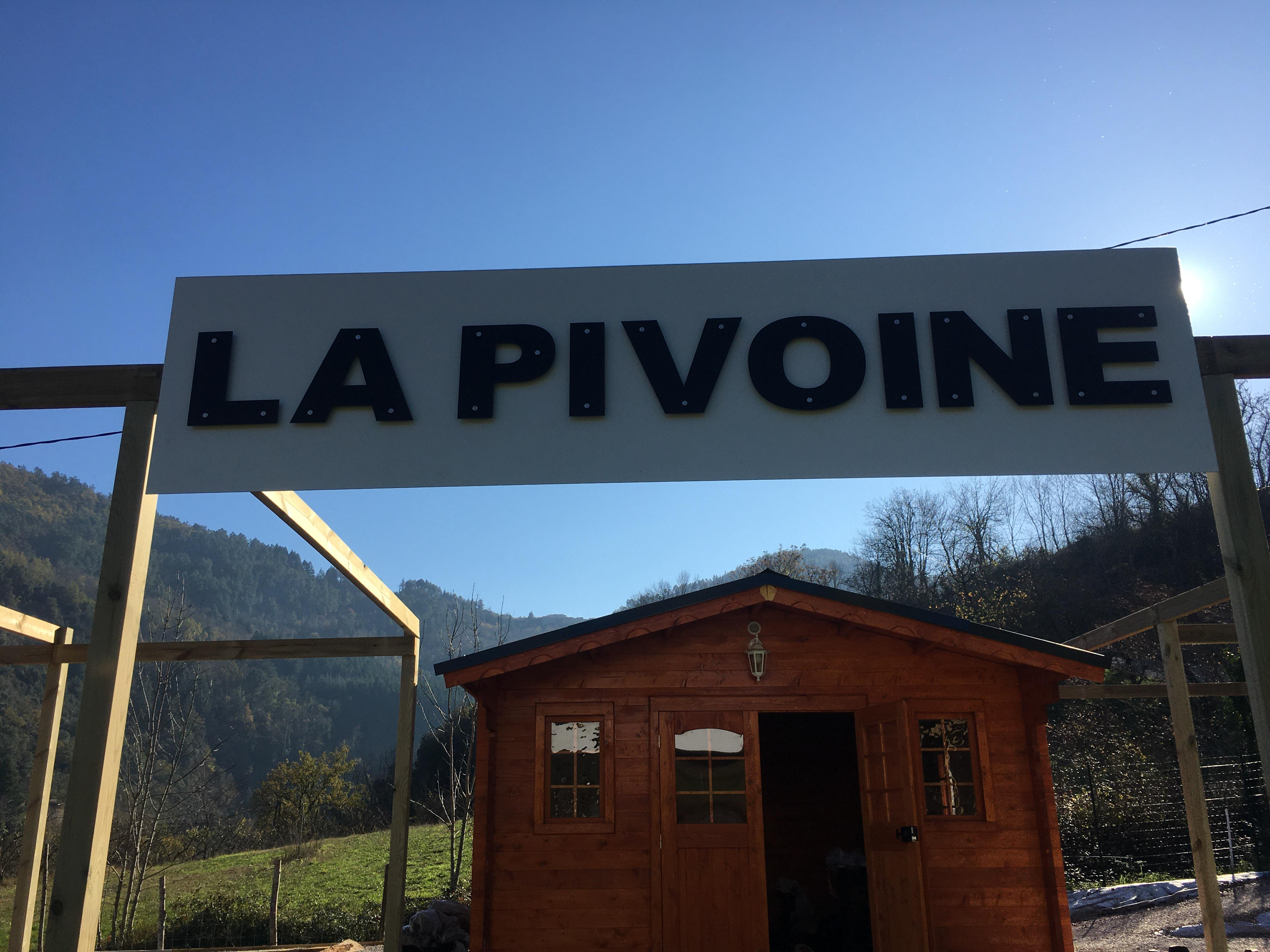 Meet the producer : La Pivoine