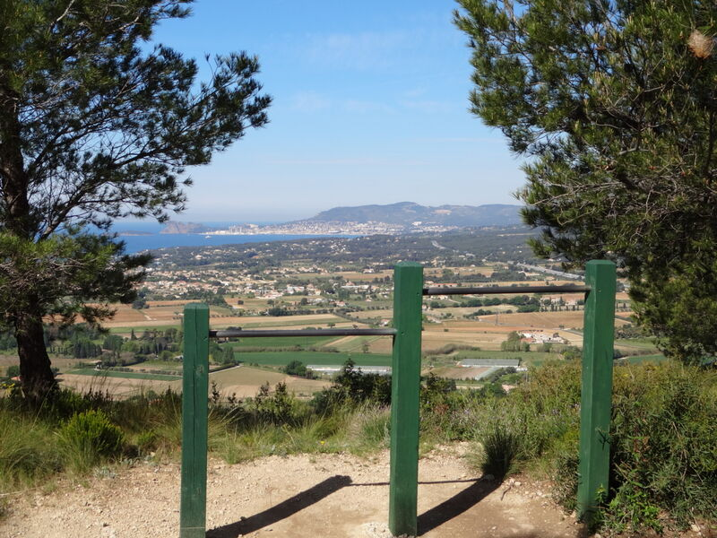 Fitness trail - Sea view at the trail - Thomas Sergent