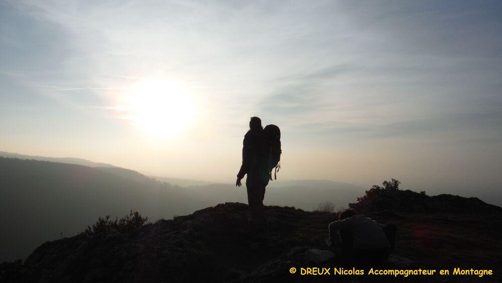 Nicolas Dreux - Accompagnateur en randonnée pédestre