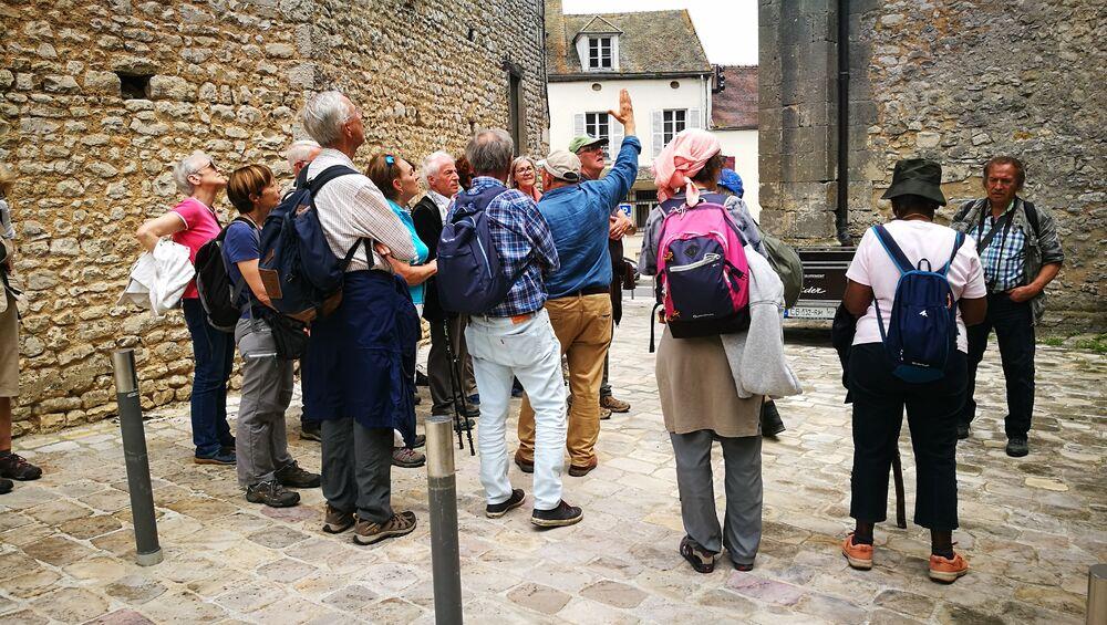 Visite de la Cité médiévale Château-Landon