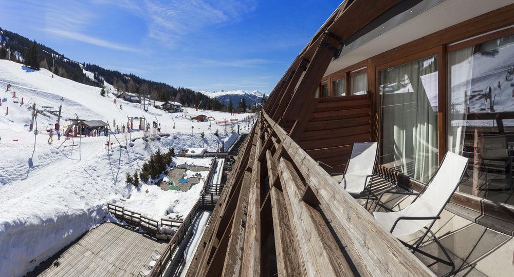 vue montagne Belambra HOTEL  Cachette