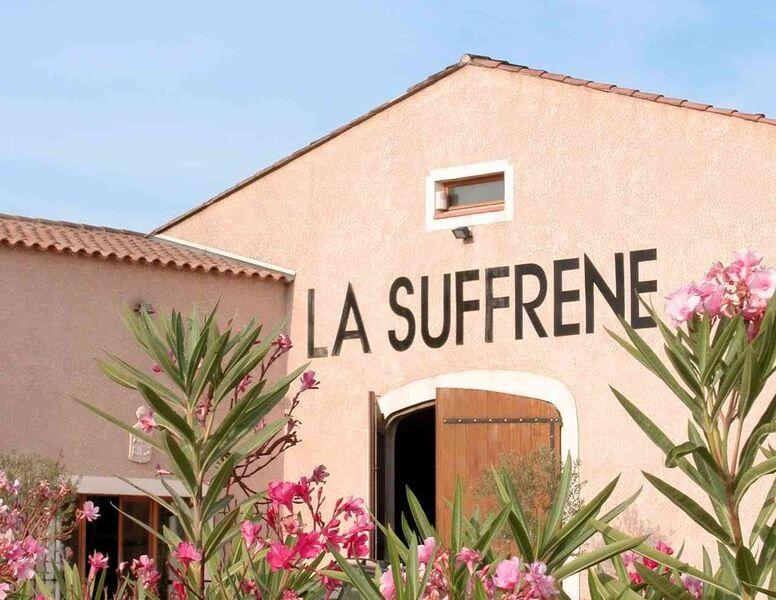 Vineyard of Suffrene - The building - Cédric Gravier