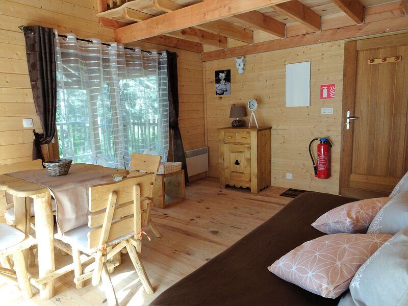 Cabane dans les arbres - Séjour - Office de Tourisme de Montgenèvre