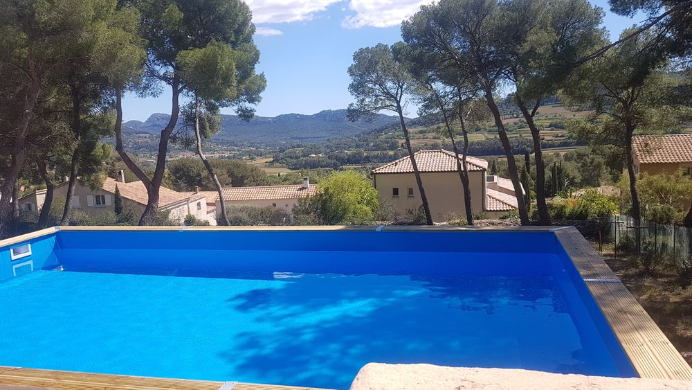 Maison Provençale - Piscine et jardin - Apeloig