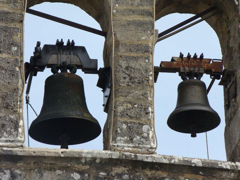 Cloches Eglise saint Marie Madeleine à la Madeleine-sur-Loing
