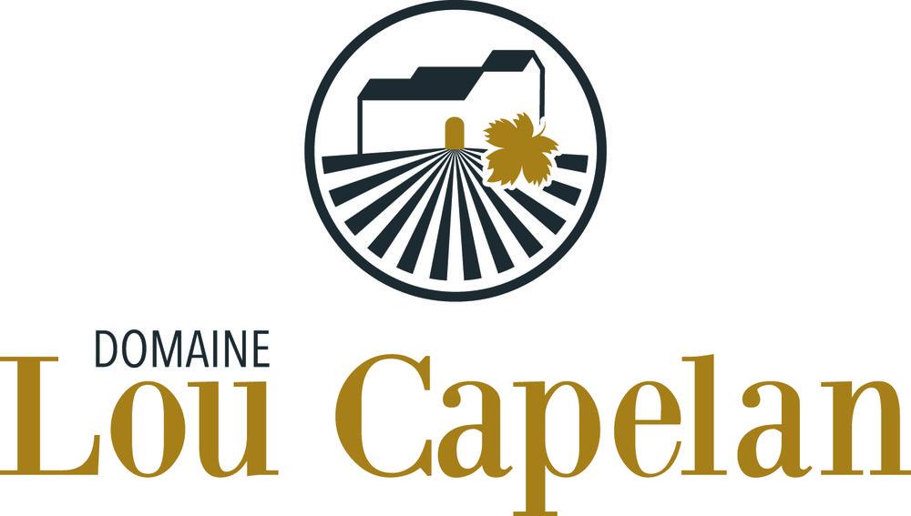 Lou Capelan Vineyard - Logo - David Silvestri