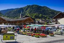 Marché de Beaufort Haute Savoie