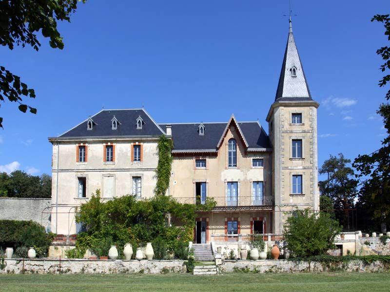 Château de Gourdon - Bollène
