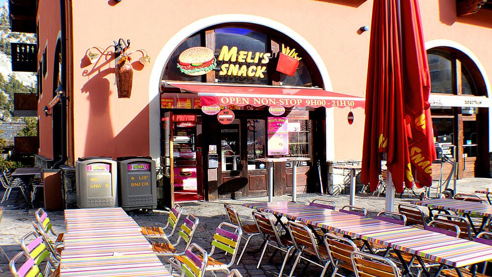 meli's snack