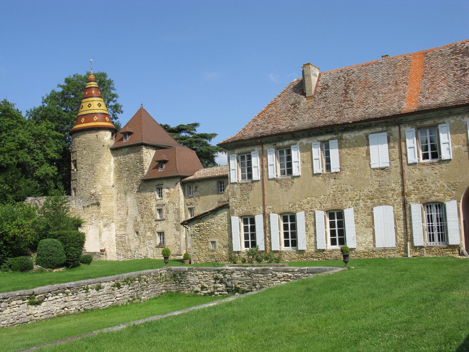 Animations au château de Vallin