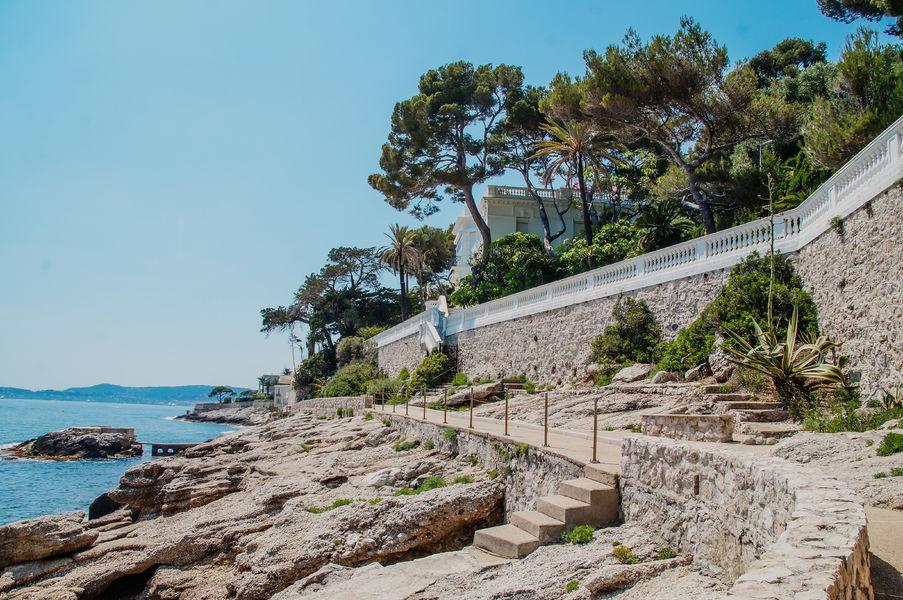 Sentier du littoral, Crédit Photo @Ville de Cap d'Ail (2)