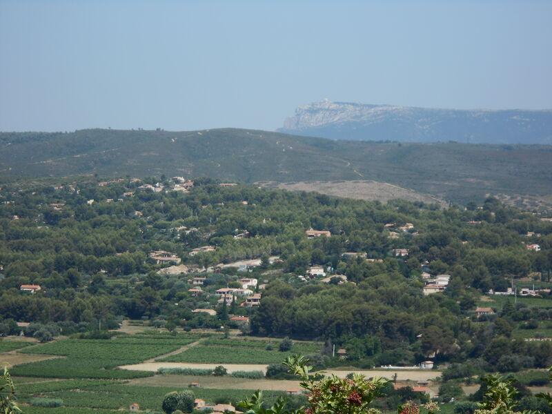 La Cadière d'Azur - La Cadiere's view - Corinne Bonifay