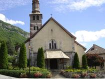 Eglise St Gervais et Protais de Mieussy