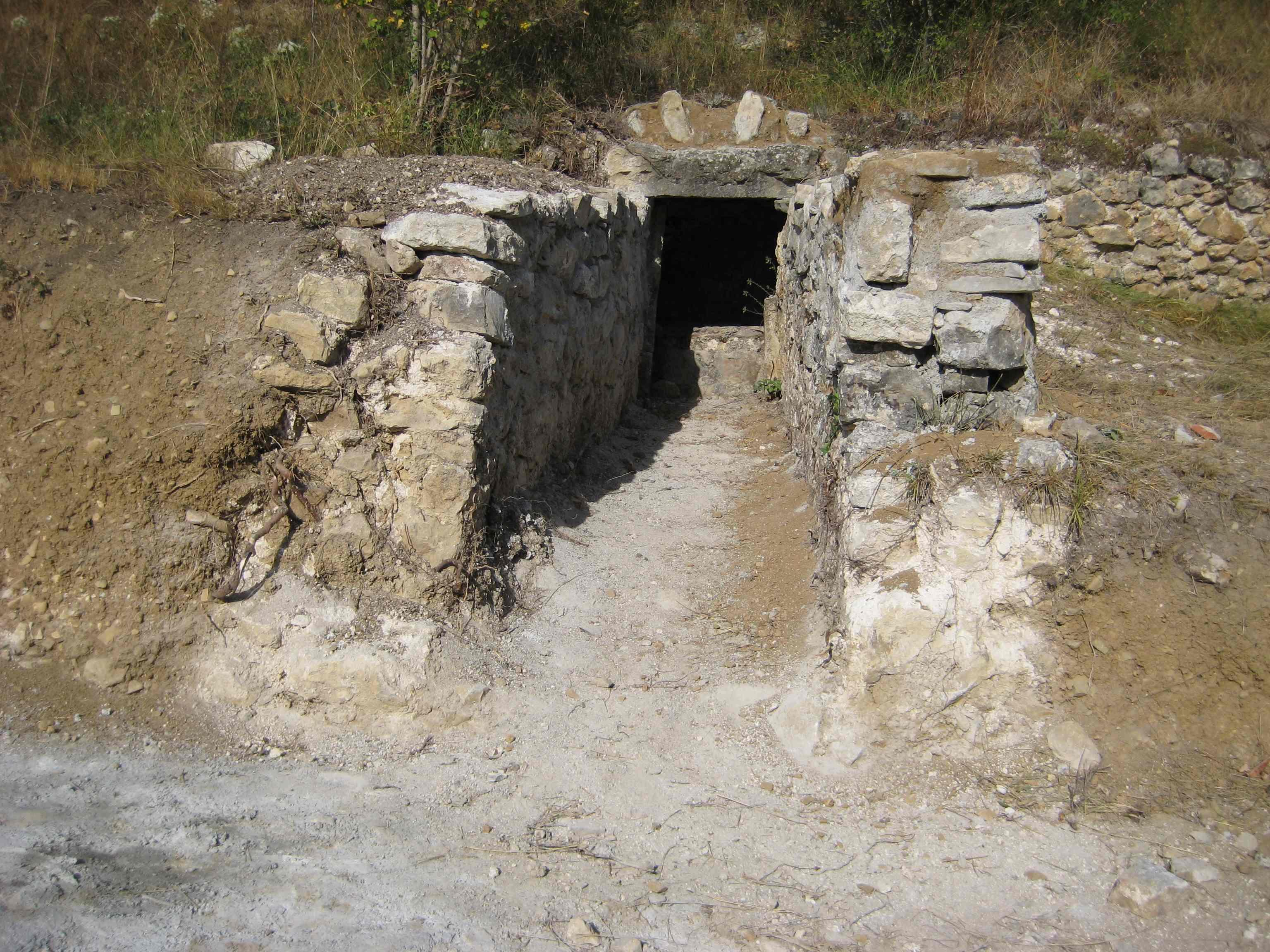 porte du canal couvert