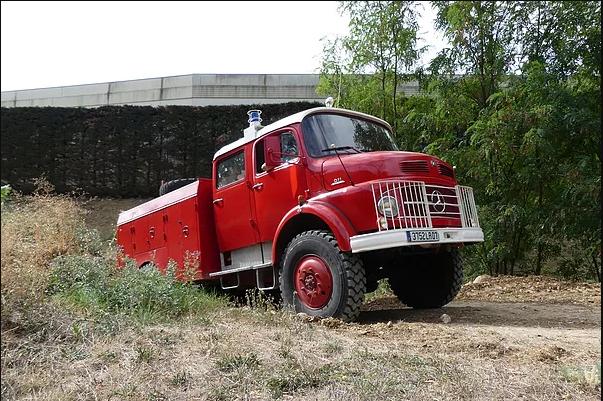 Rendez-vous futés ! : Journées Européennes du Patrimoine : Exposition de véhicules anciens et matériel de sapeurs-pompiers