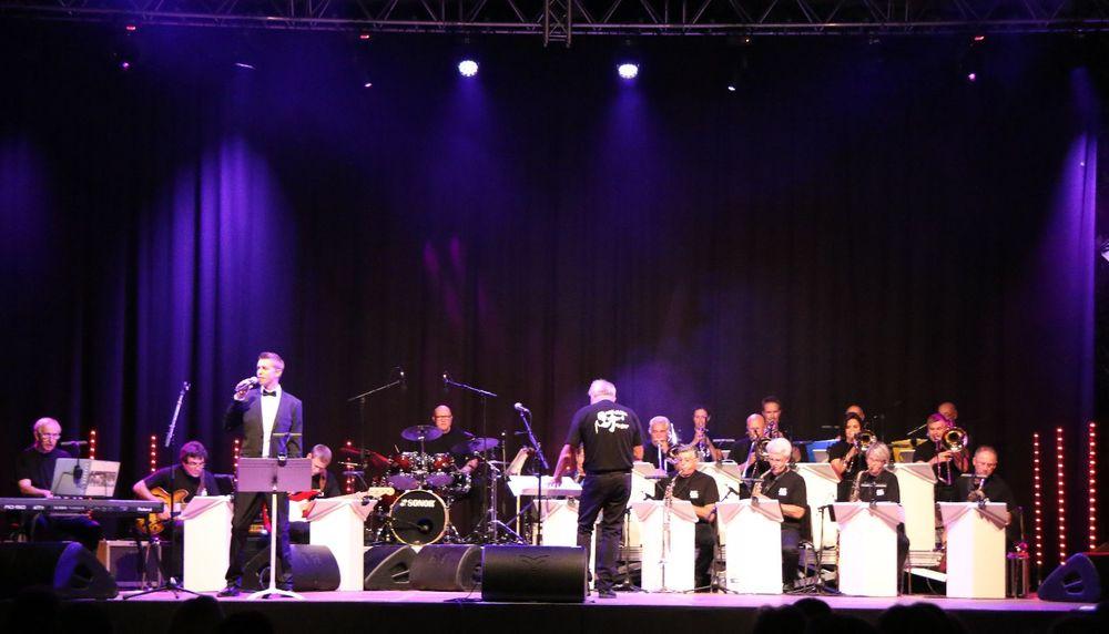 Concert Denis Gautier Big Band