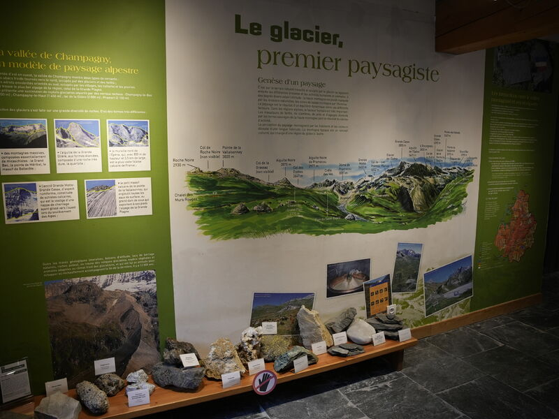 Espace Glacialis - Centre d\'interprétation des glaciers