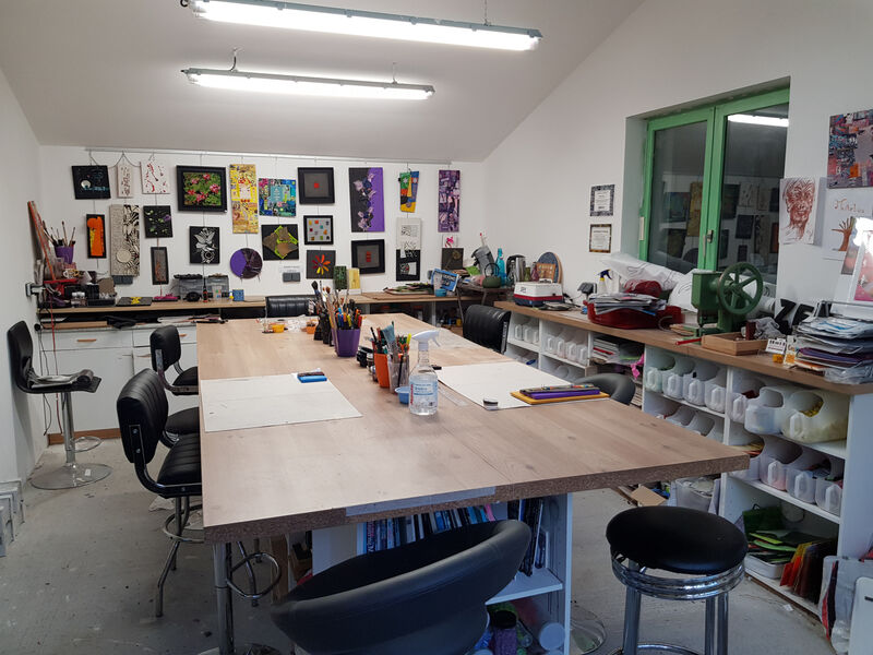 Atelier de mosaïque Marais Création