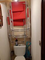 Studio dans résidence - Le WC