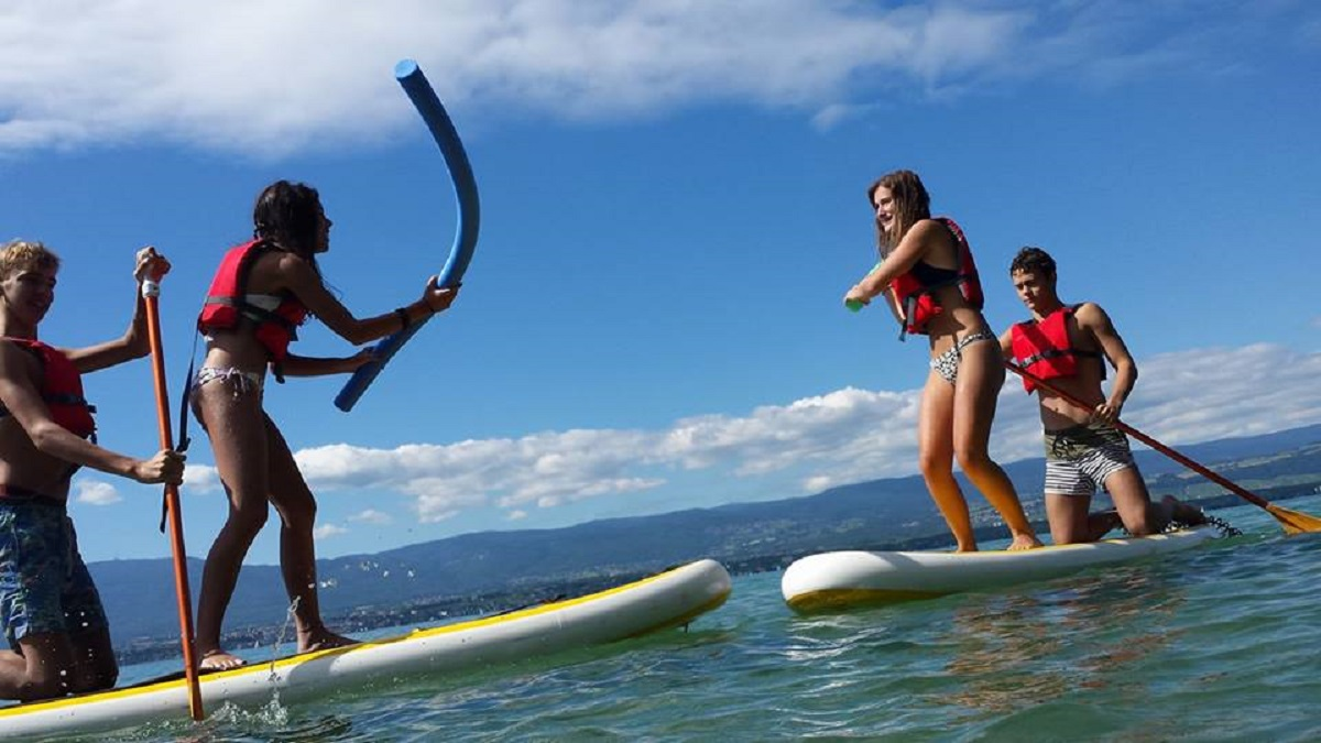 Anthony Location, Paddle et canoë kayak