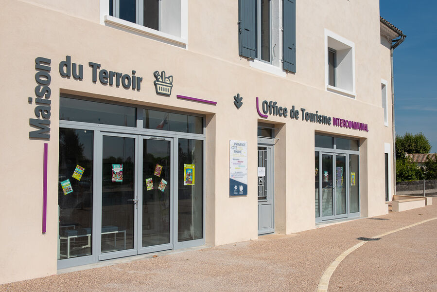 Office de Tourisme Intercommunal Provence Côté Rhône - Bollène