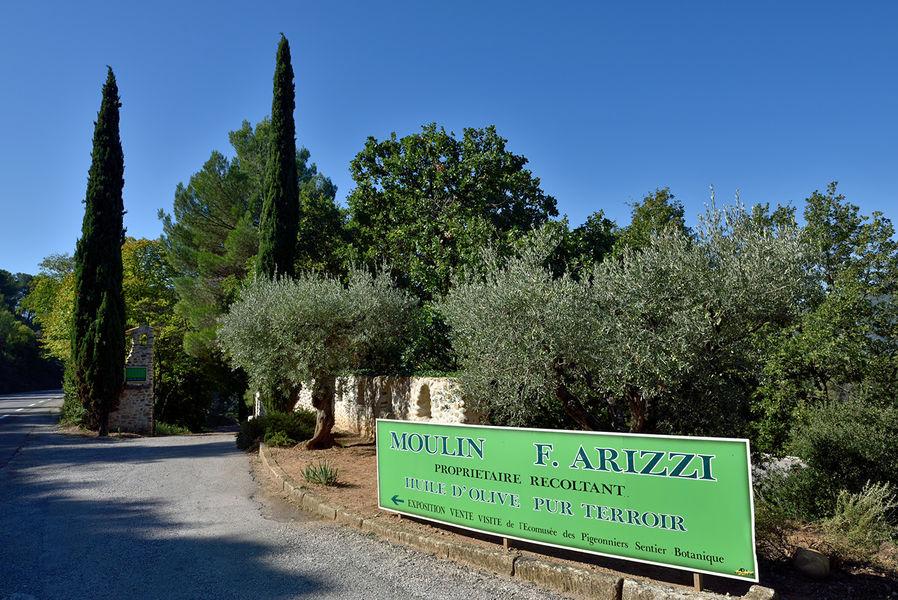 Moulin à huile Fortuné Arizzi