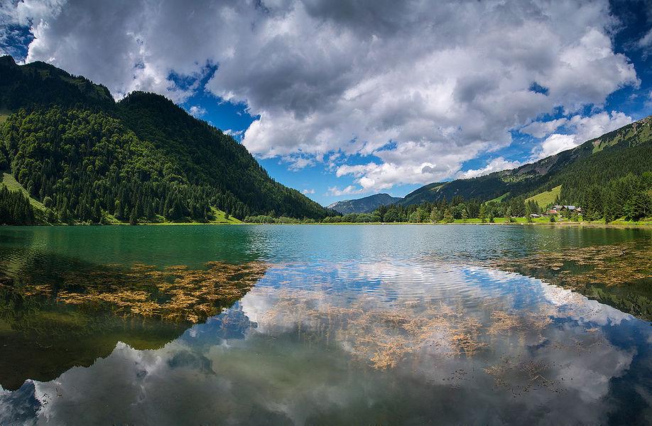 Lac des Plagnes (Abondance)