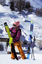Sainte-Foy Ski de rando