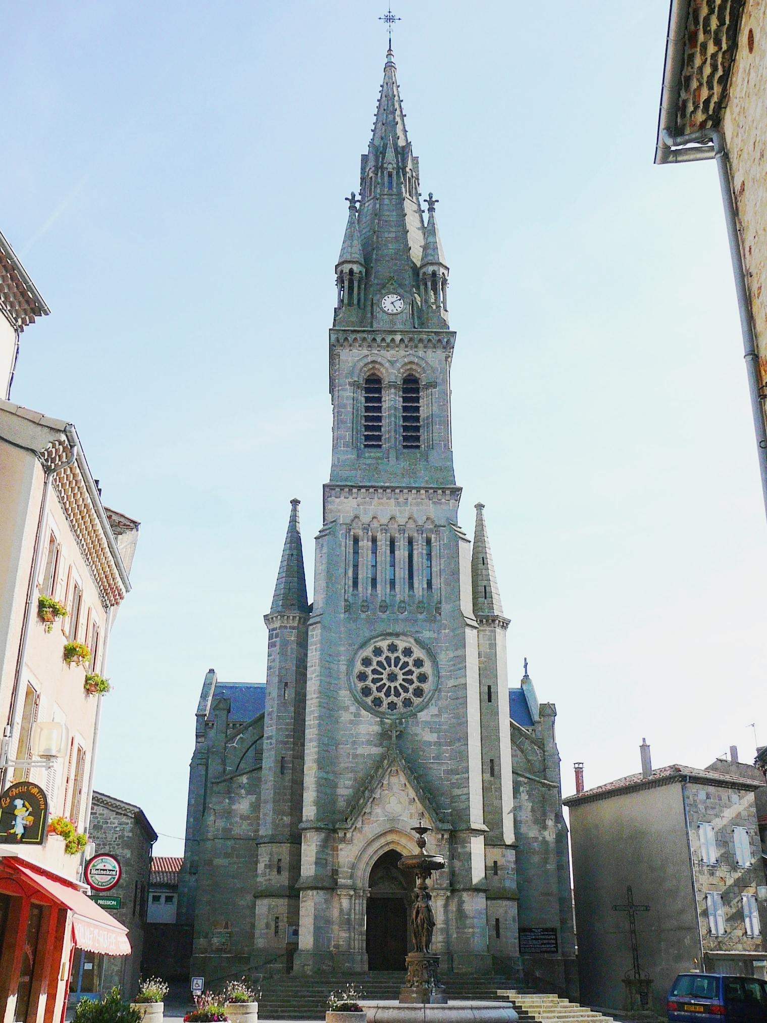 Rendez-vous futés ! : Journées européennes du patrimoine : visite libre de l'église du Sacré-Cœur