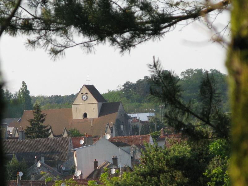 Eglise saint m dard office de tourisme de milly la for t vall e de l cole vall e de l essonne - Office tourisme milly la foret ...