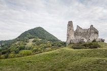 Bourg de Chaumont et ruines du château