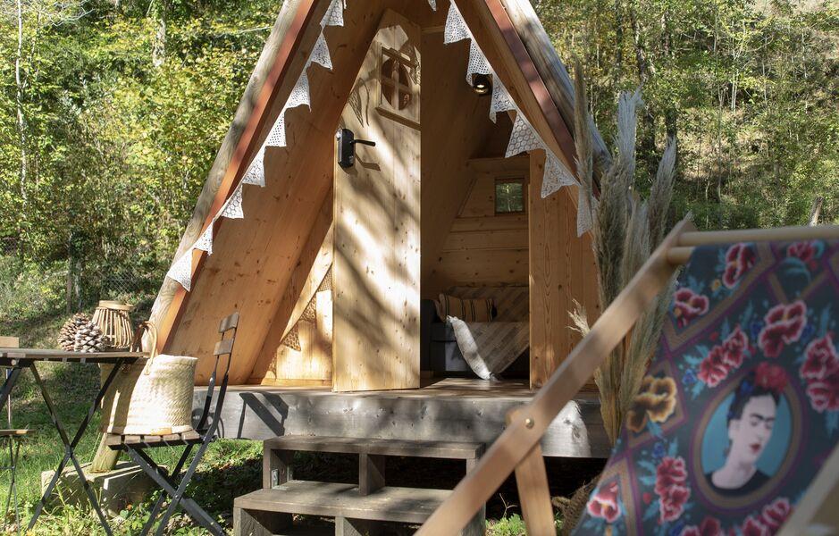 Camping Les terrasses du Viaur