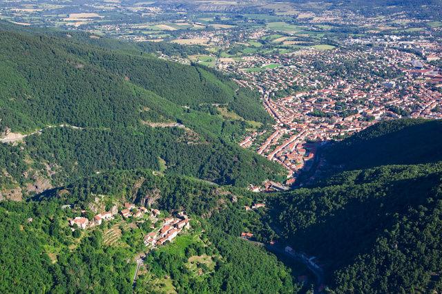 Circuit Voiture - Pays Montagne Noire