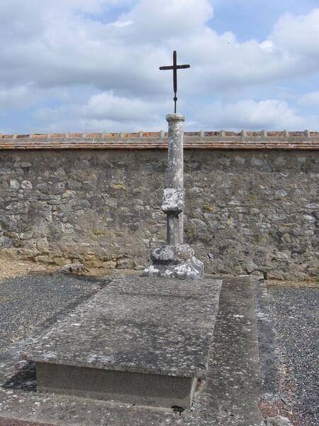 Croix à la Madeleine-sur-Loing