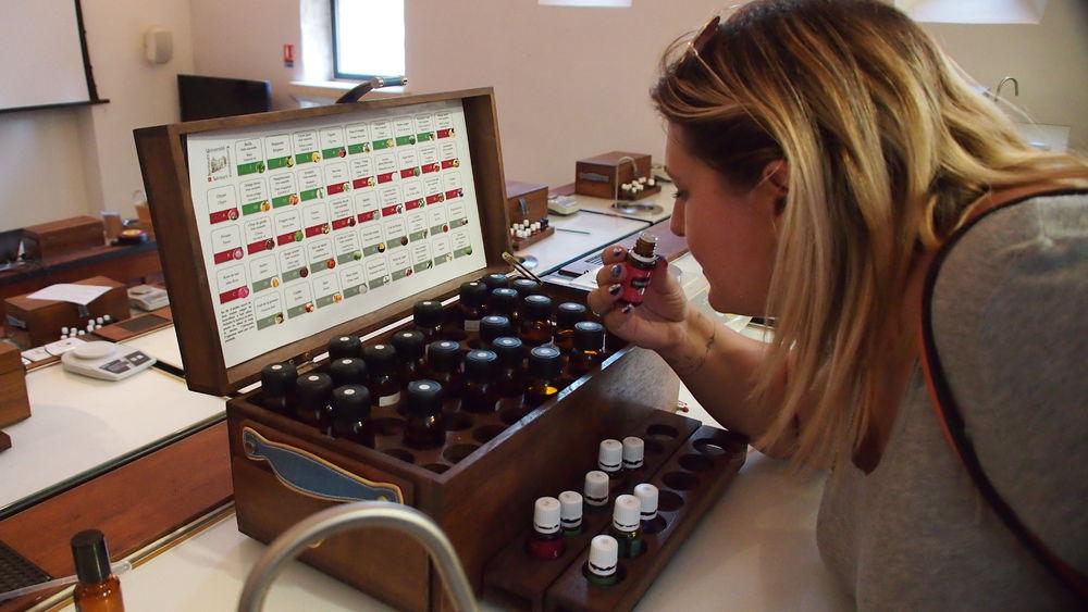 Atelier du parfumeur