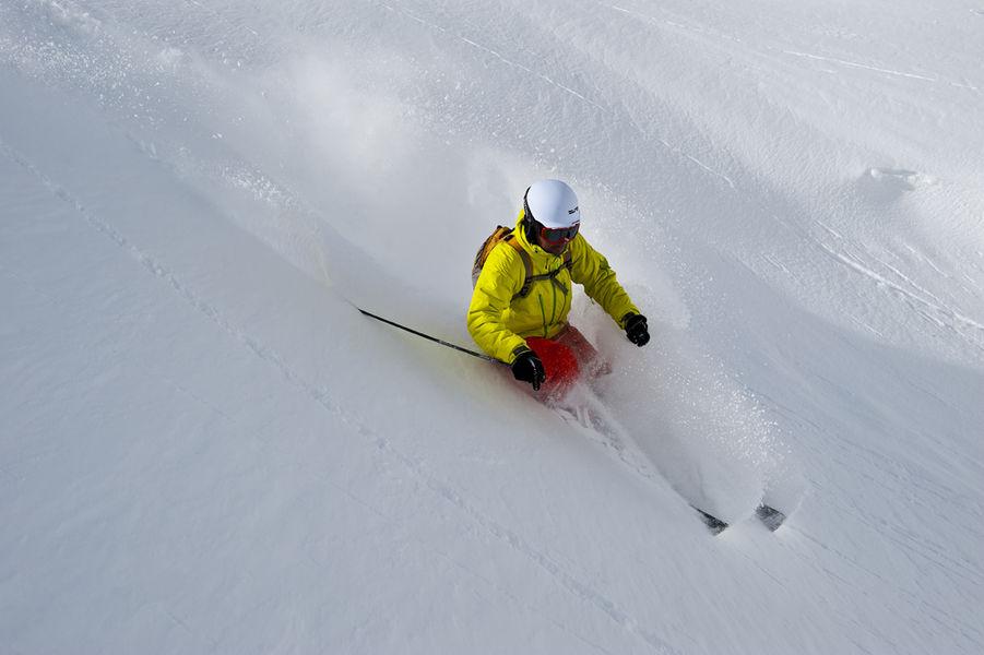 Sybelles Hors Piste – Ski Touring framed