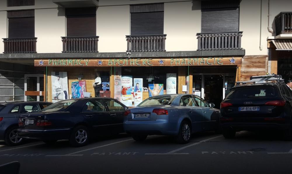 Pharmacie du Mont-d'Arbois