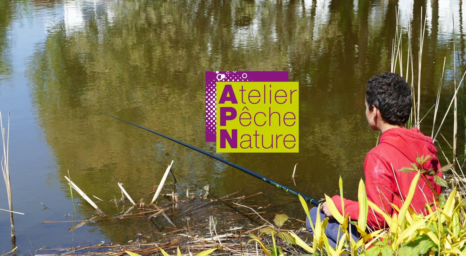 Events…Put it in your diary : Atelier Initiation à la pêche nature pour ados de 9 à 15 ans (4 jours)