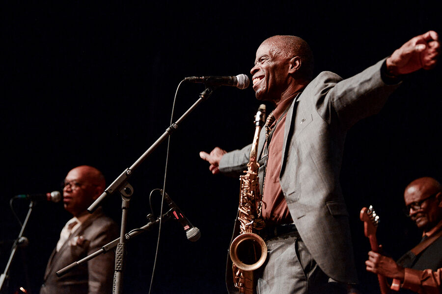 Lac in Blue Festival 2022 - Maceo Parker