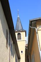 L'église des Marches